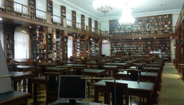 Московская публичная библиотека
