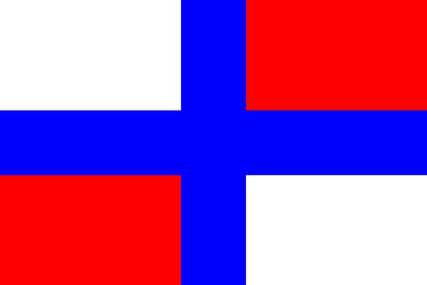 флаг петра 1