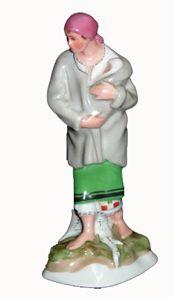 Статуэтка «Женщина с ребенком»