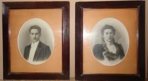 Портреты свадебные