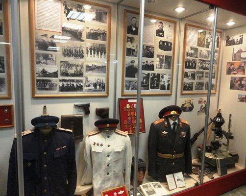 Музей Лыткаринского ОВД