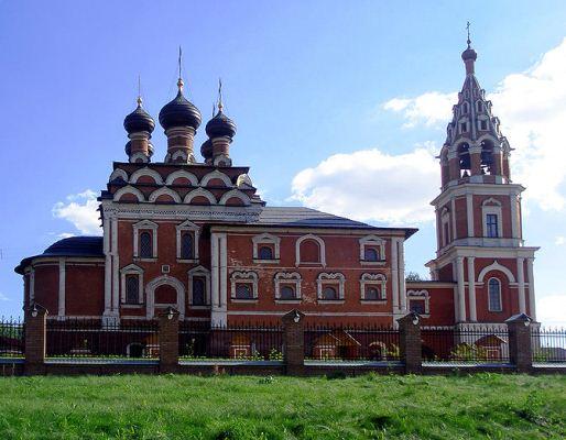 Казанская Церковь в Котельниках