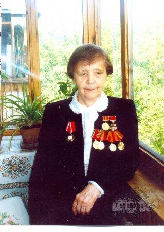 Березина Лариса Андреевна
