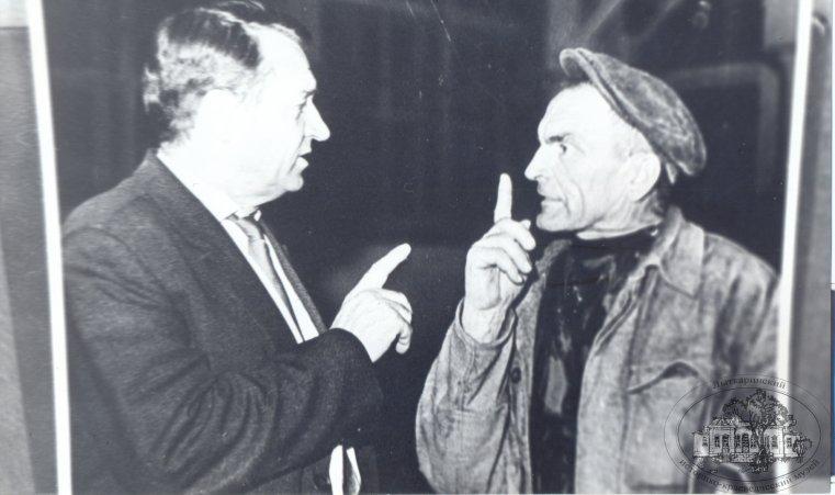 Степанов Степан Евдокимович