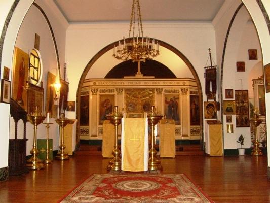 2. Внутреннее убранство храма